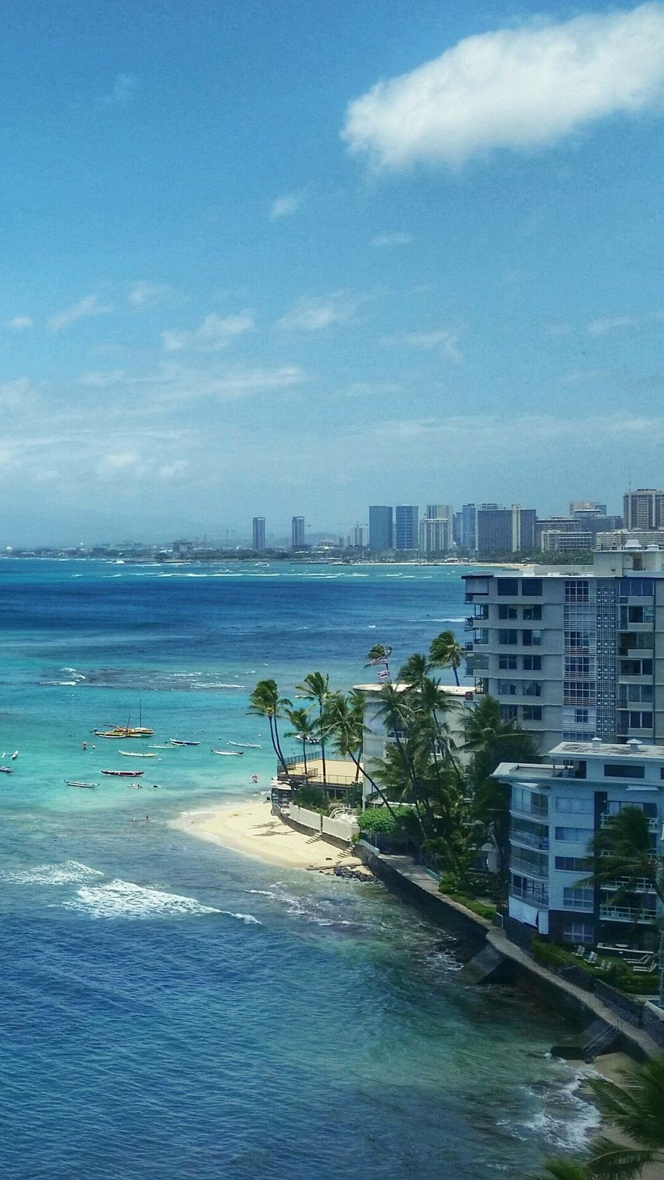 Beautiful stock photos of hawaii, Beauty In Nature, Blue, Calm, Cloud