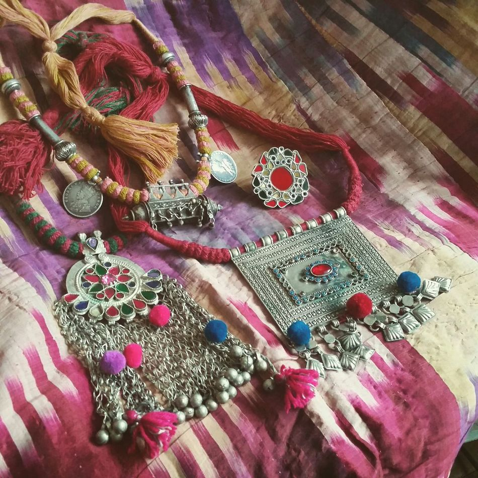 India Jewellery Vintage Jewelry Treasures Rarity Moscow