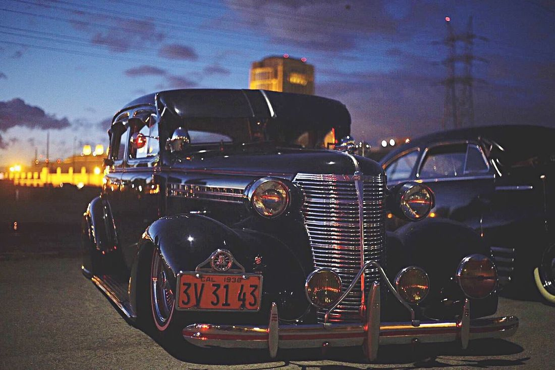 LA Noire Old-fashioned Dusk Photography Photographer Bombs Night Canon6d