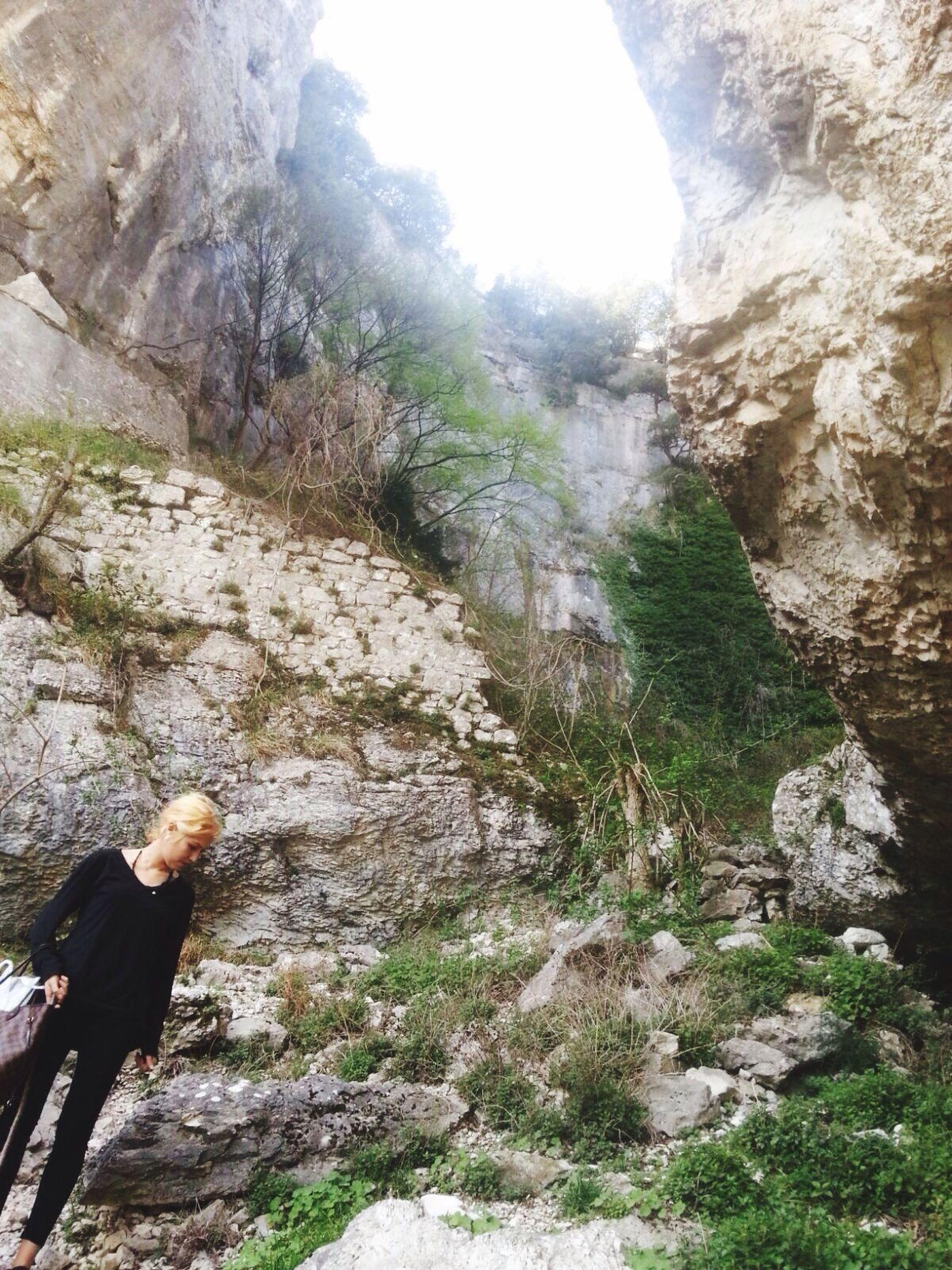 Marche Arco Di Fondarca Nature Mountain