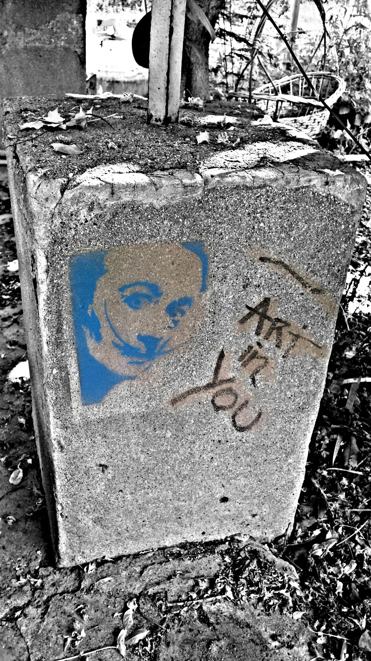 Lugares secretos 3 Street Art Stencil Art Streetphoto_bw Colorsplash