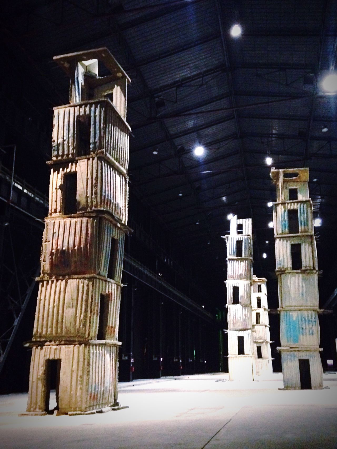 Kiefer Hangarbicocca Buildings Art
