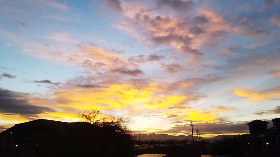 Las Vegas Skies