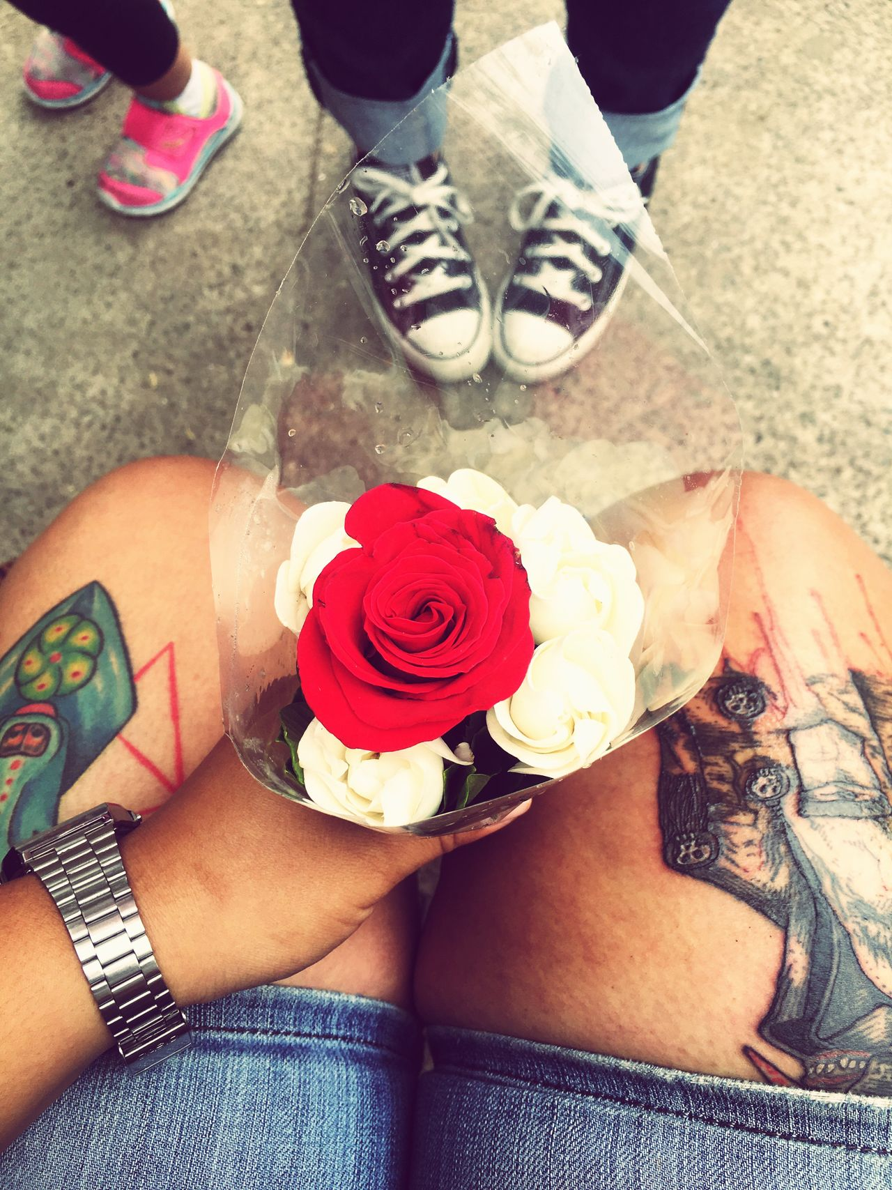 Tattoos Rose - Flower Gifs