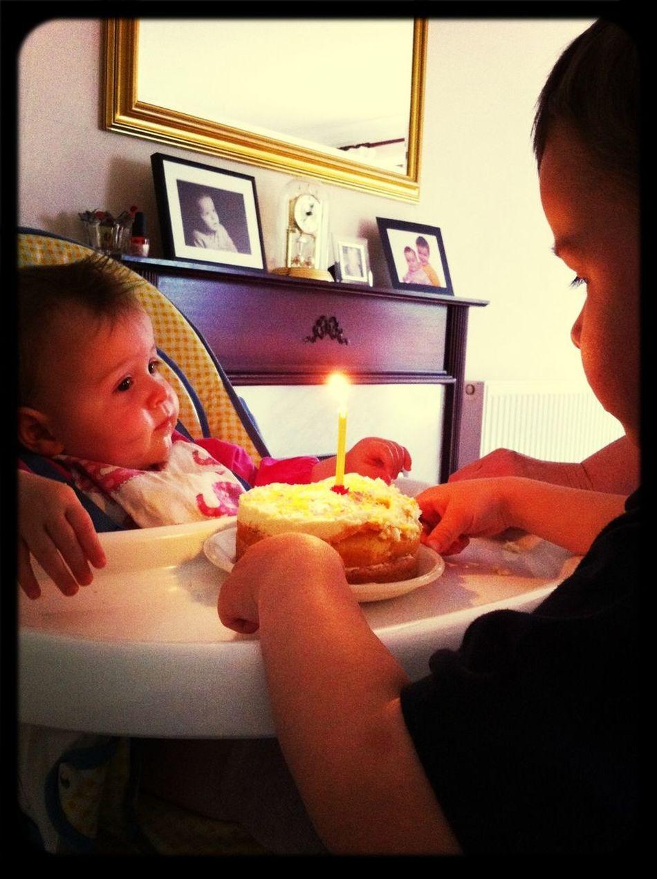 Happy First Birthday!