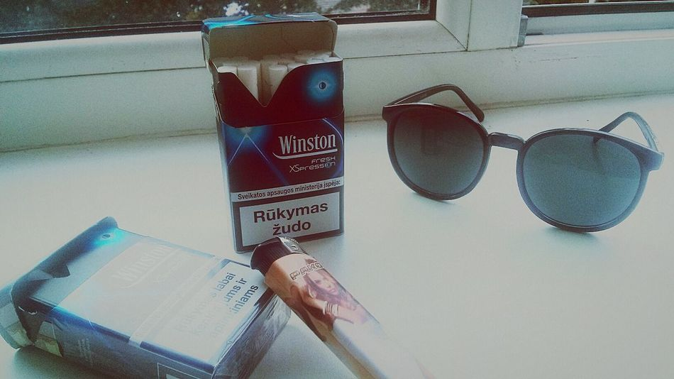 Smoke Winston XS Relaxing Loveit❤ Enjoying Life It's Life Sunglasses Beautiful LOL!
