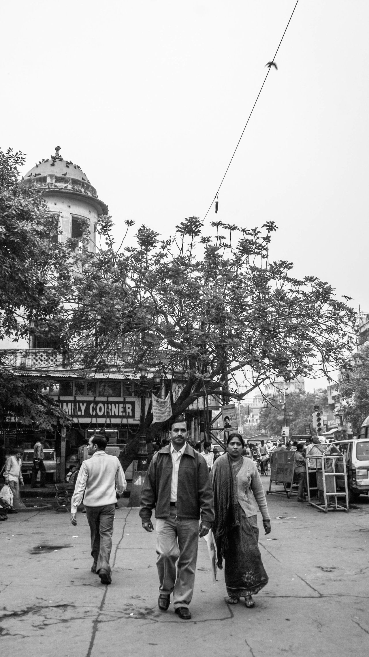 Chandni Chowk Blackandwhite Chandnichowk City City City Life Incredible India India Local People Old Delhi Outdoors People Real People Travel Travel Destinations Travel Photography