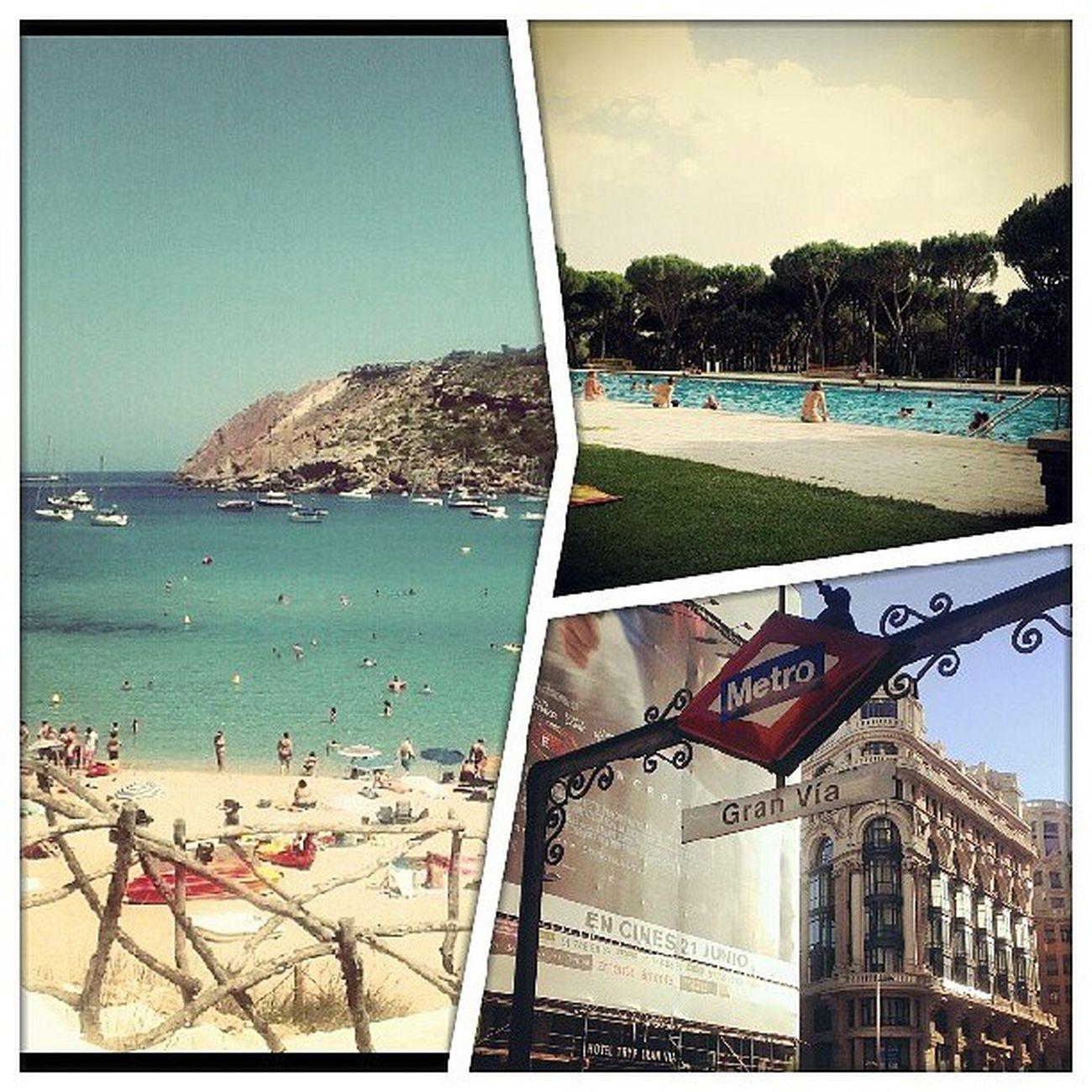 Que buen veranito me espera.... Montico Madrid Menorca :3