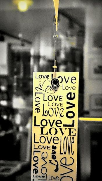 All we need... ❤ Color Splash Love Cartel Taking Photos Check This Out Enjoyment No People From My Point Of View Inside Store Window All We Need Is Love Loving Photography EyeEm Best Shots Eye4photography  Hello World Popular Photos