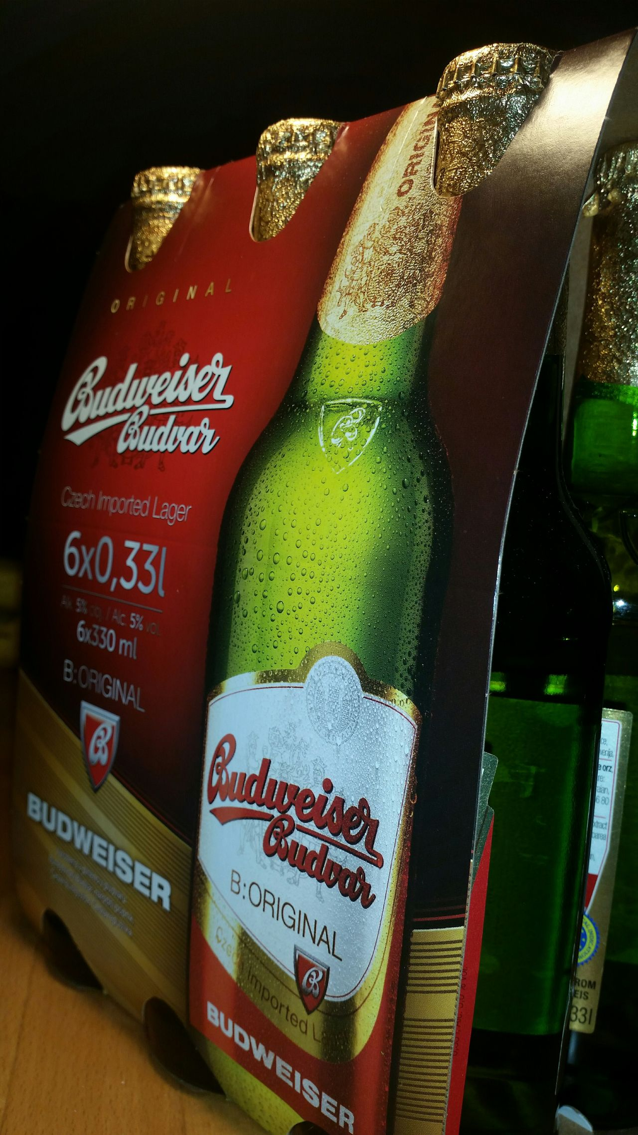 Budweiser Beer Czech Beer Original Relaxing