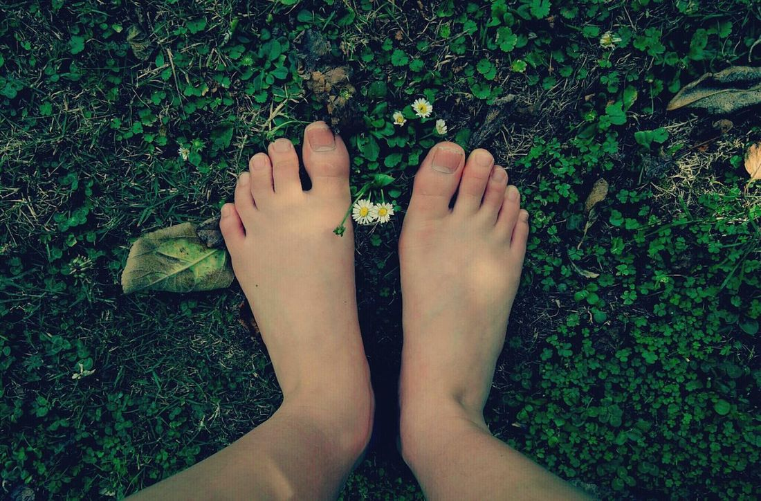 Dasiy ♥ my feet First Eyeem Photo