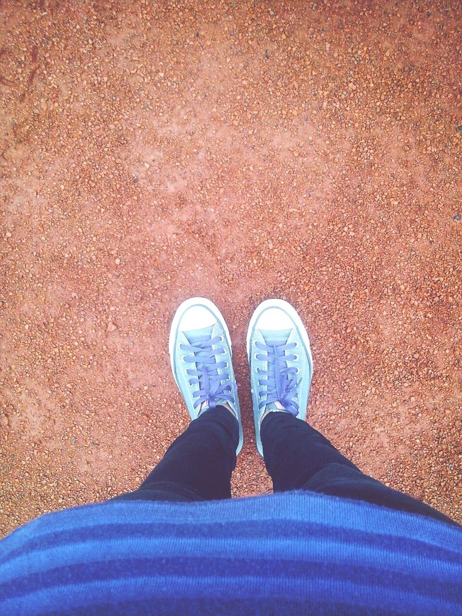 Sneakers Purple ♥