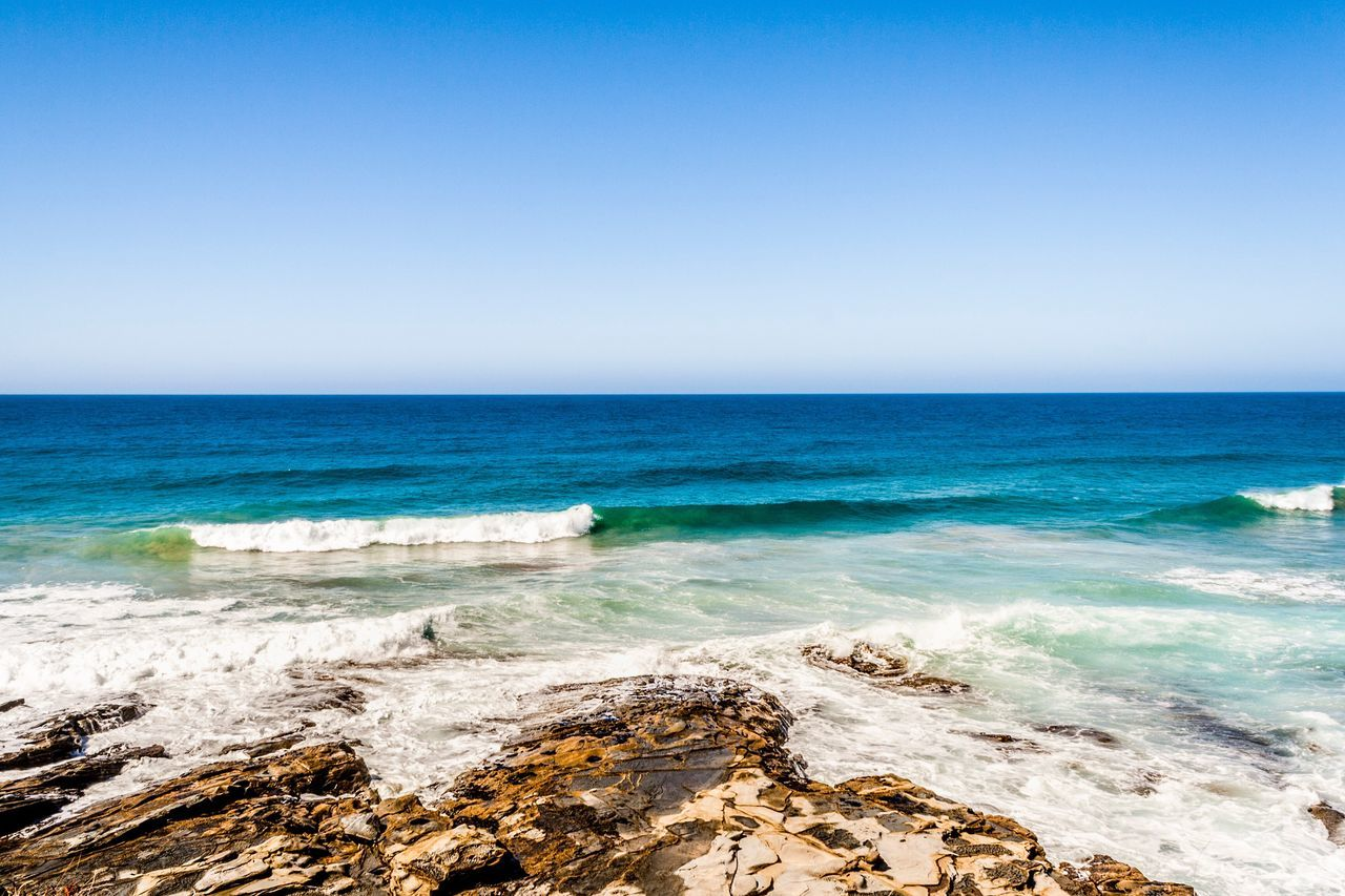 Beautiful stock photos of sonnenschein,  Beach,  Beauty In Nature,  Blue,  Clear Sky