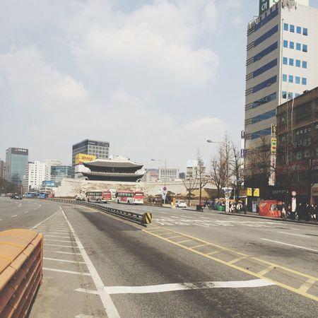 숭례문 숭례문 Korean Traditional Architecture Seoul