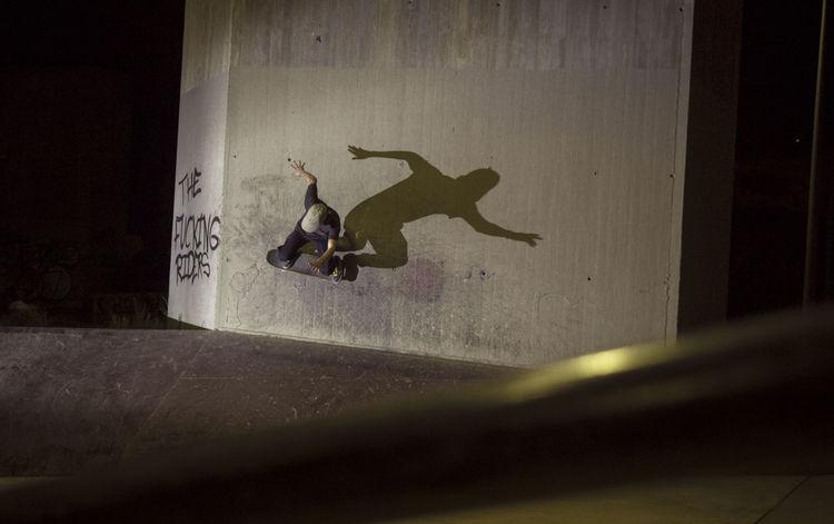 Skateboarding Animal Themes Day Indoors  Jumping One Person People Real People Skatebcn Skateboardingisfun Skatelife