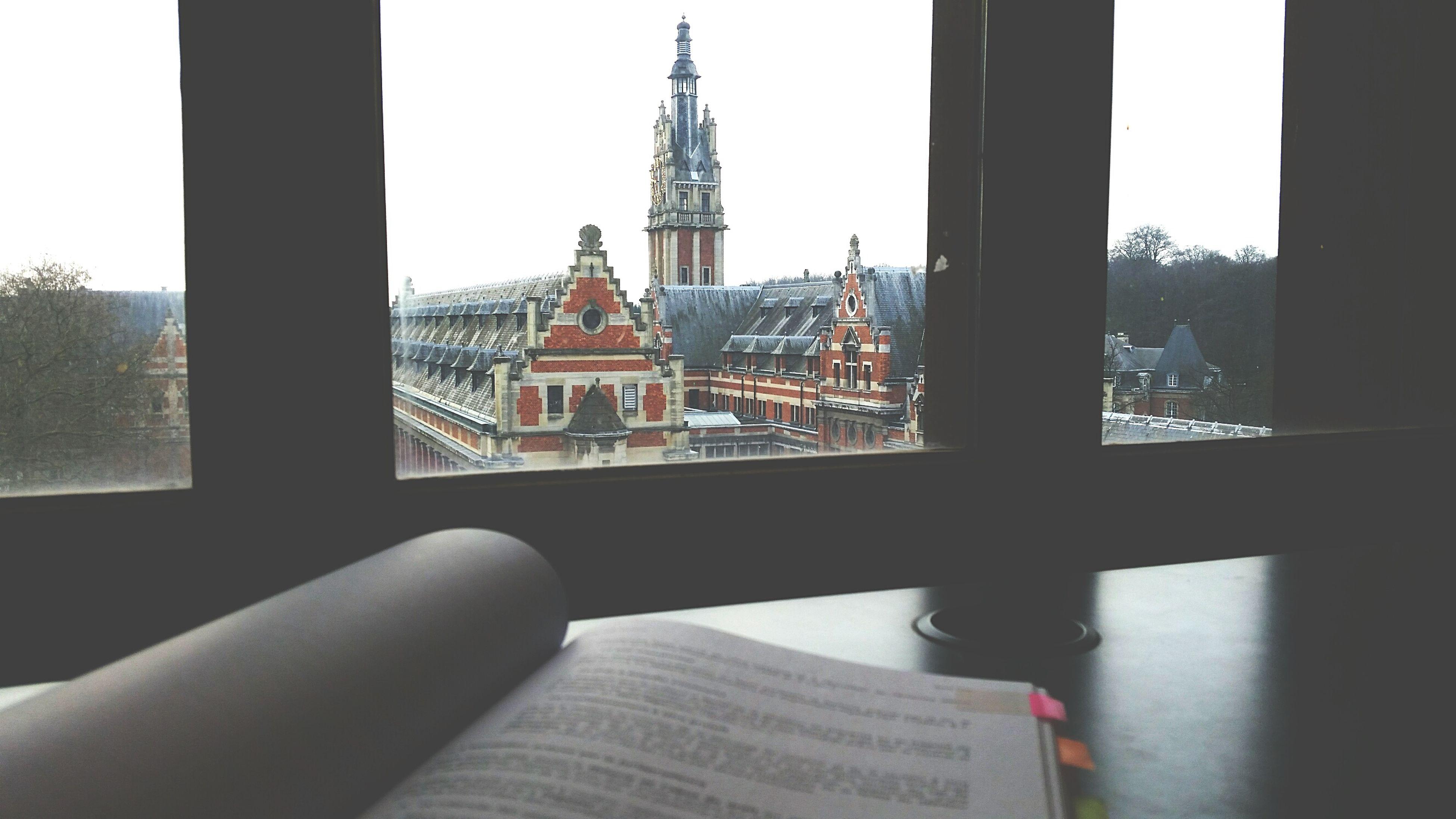 Morning Studying Lawschool