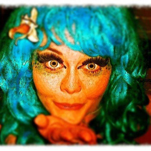Hola!!!! First Eyeem Photo mermaid crazy kiss