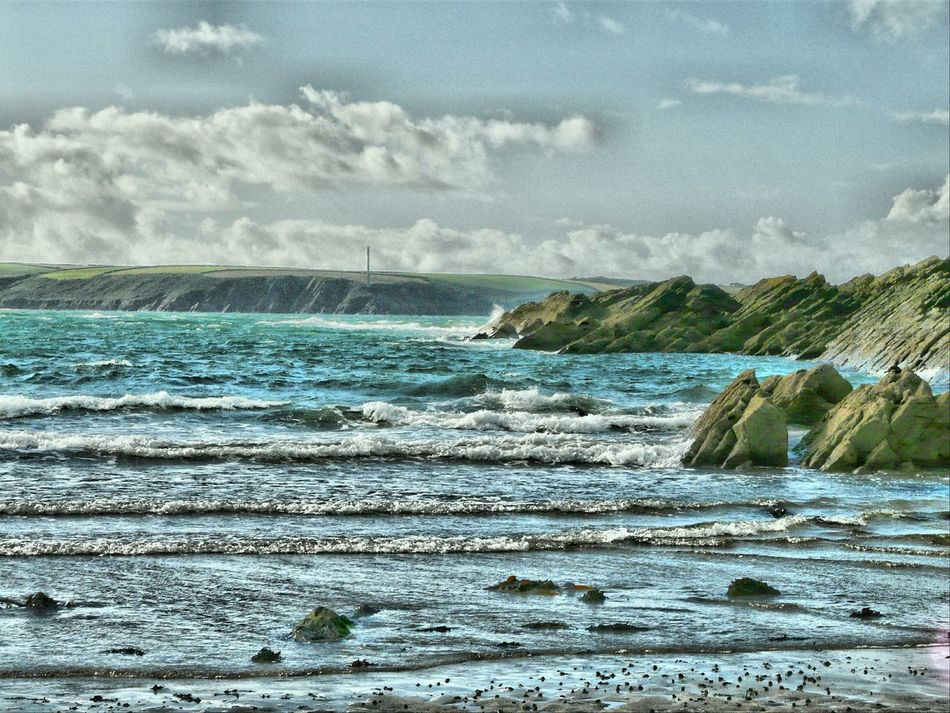 Angle Pembrokeshire West Wales Summer Memories 🌄 Nature On Your Doorstep Relaxing Taking Photos Waves, Ocean, Nature