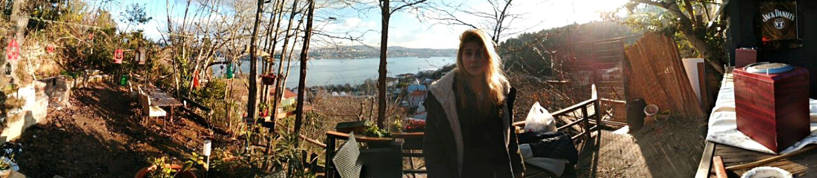 Outdoors Nature Sky Bosphorus Bridge Istanbul City Garden Photography Gardening Garden Bosphorus Bosphorus, Istanbul