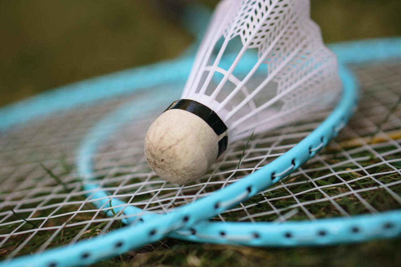 Beautiful stock photos of teenager,  Badminton Racket,  Blue,  Day,  Horizontal Image