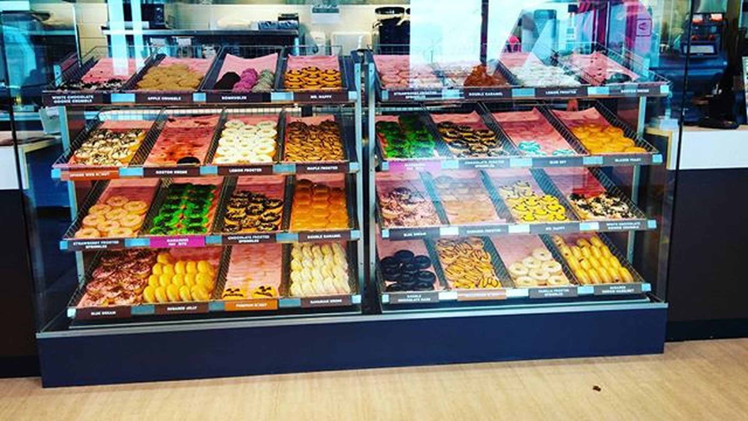 😧😦 Denmark Dunkindonuts Odense Sugarbomb Canteatanymore