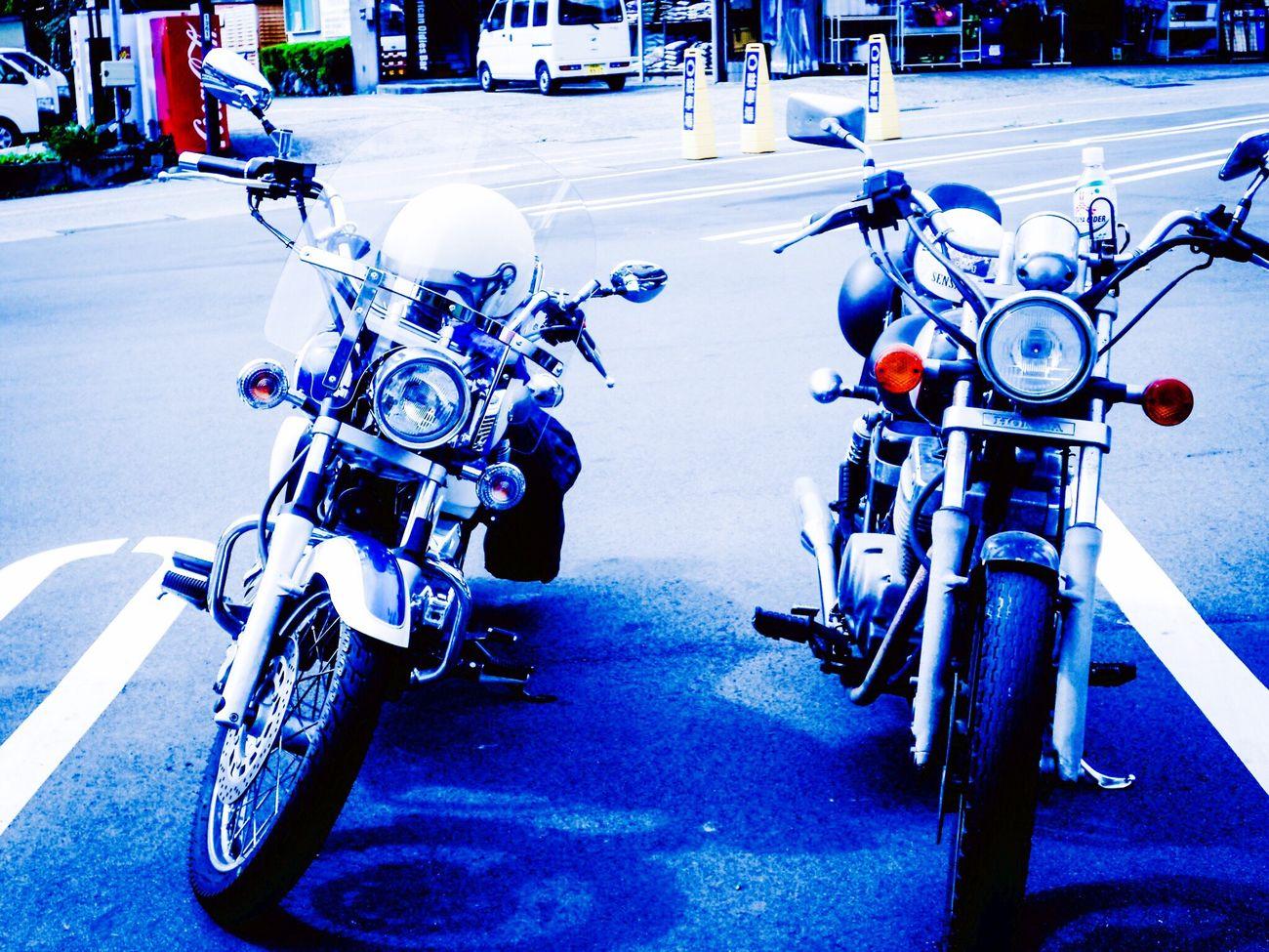 2人の旅 旅 アメリカン バイク Bike