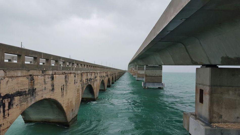 Islamorada Florida Traveling USA USAtrip Bridge Bridges