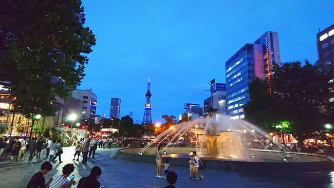 Odori Park Odori Park Sapporo Hokkaido Japan Hello World City Life Sapporo-shi First Eyeem Photo