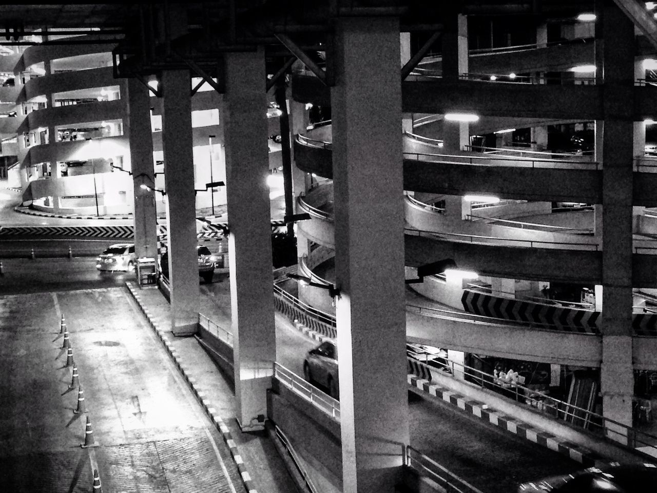 architecture, built structure, pipe - tube, indoors, illuminated, building exterior, no people, industry, day, basement