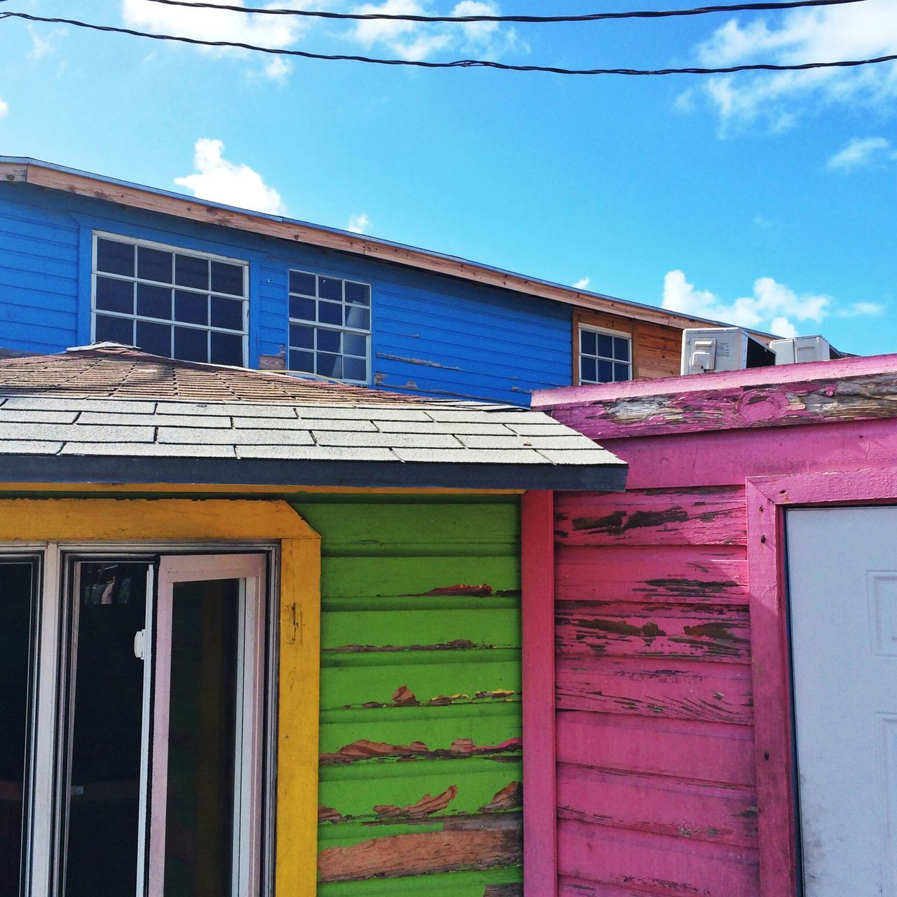 Bahamas Colorful Traveling Vacation