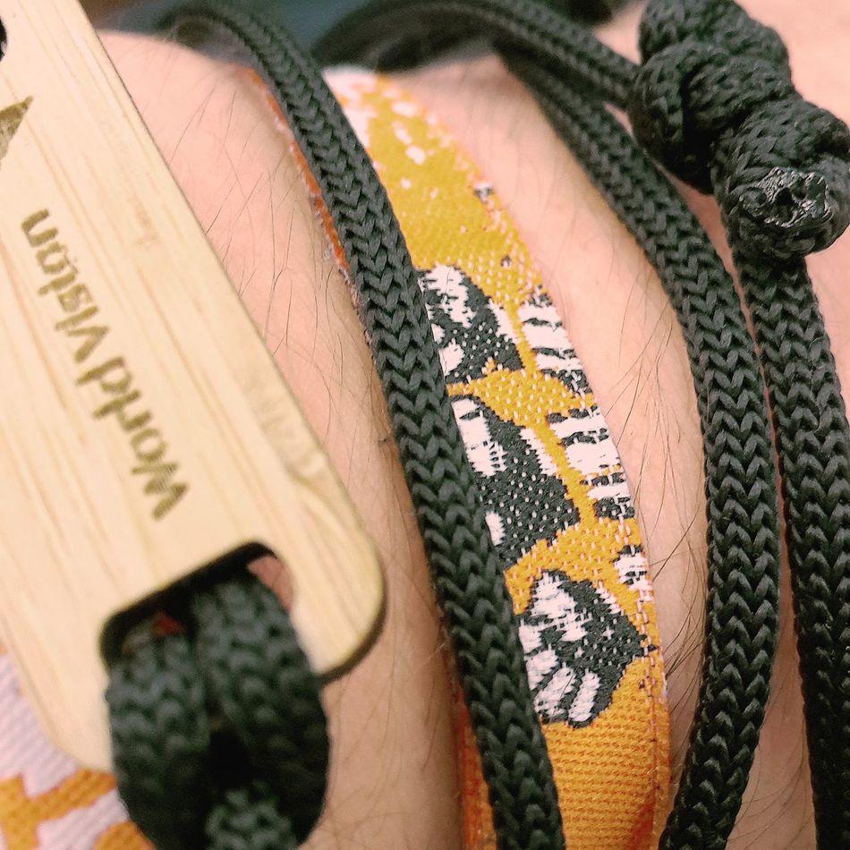 World Vision  Bracelet Braceletsformen