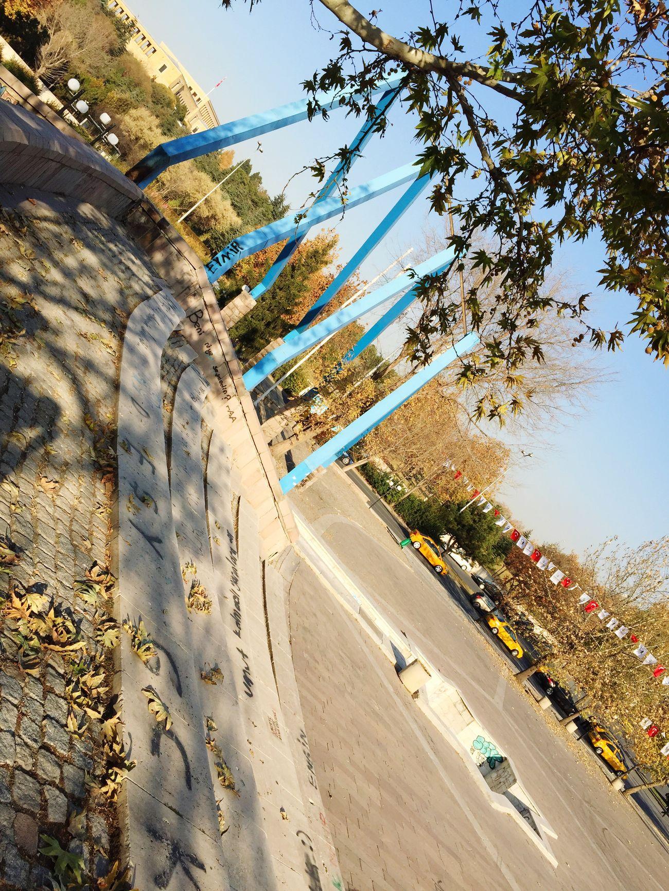 Anıtkabir Anıtpark IPhone Photography