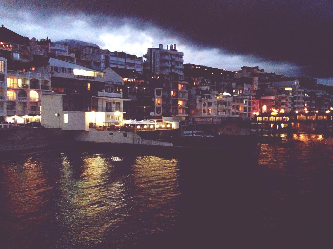 Осеннийвечер красота
