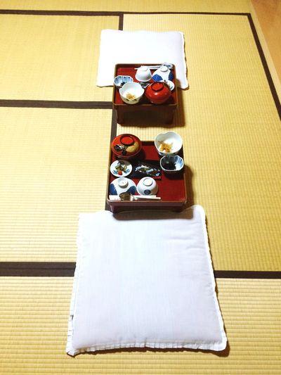 Temple breakfast- Koyasan