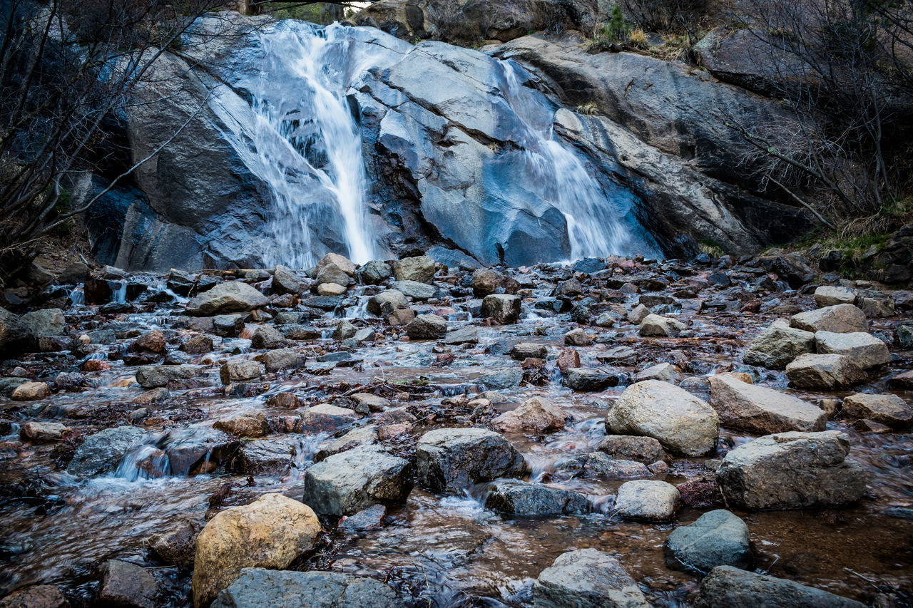 Beauty In Nature Cold Water Colorado Colorado Life Colorado Springs Helen Hunt Falls Long Exposure Mountains Nature Waterfall Waterfall_collection
