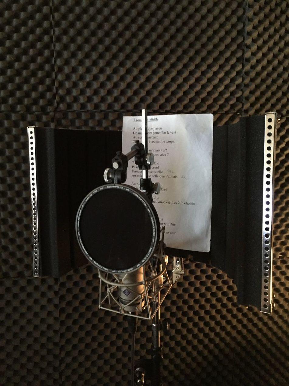 Noï., Noir Desir Bashung Homestudio