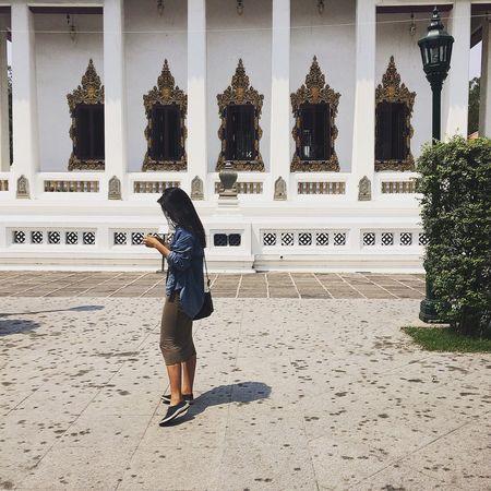 🌾🌾🌾 Simple Photography Mlife Temple Culture Beautiful Travel Bangkok Lifestyle