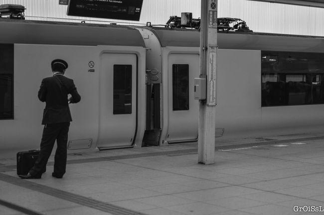 Train People Japan JR Line Yokohama Yokohama-shi