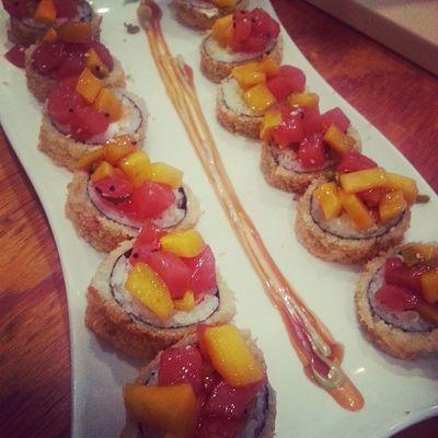 Sushi Momoyaki Yummm!