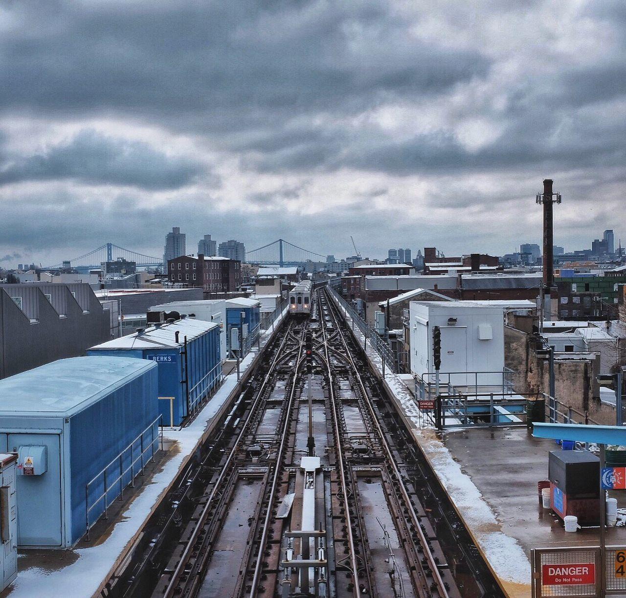 Market-Frankford Line • Phialdelphia, PA • 2016 Philadelphia Philly Market-frankford Line Train Train Station Train Tracks Trainphotography EyeEm EyeEm Gallery EyeEm Best Shots EyeEmBestPics Phillyphotographer Phillyprimeshots