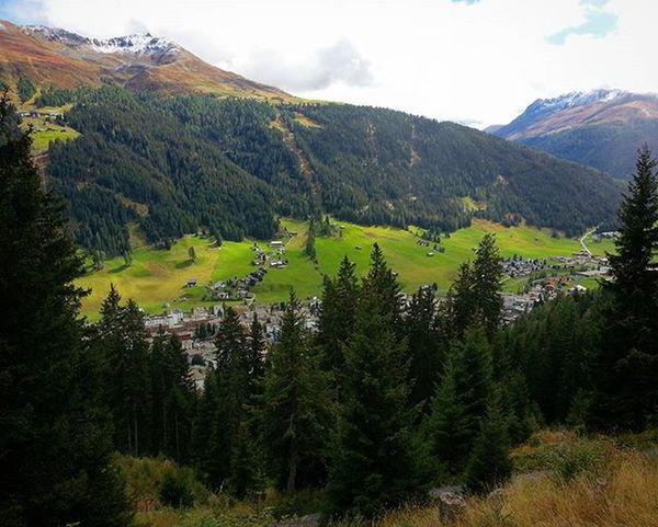 Davos Schweiz Amazing Alps