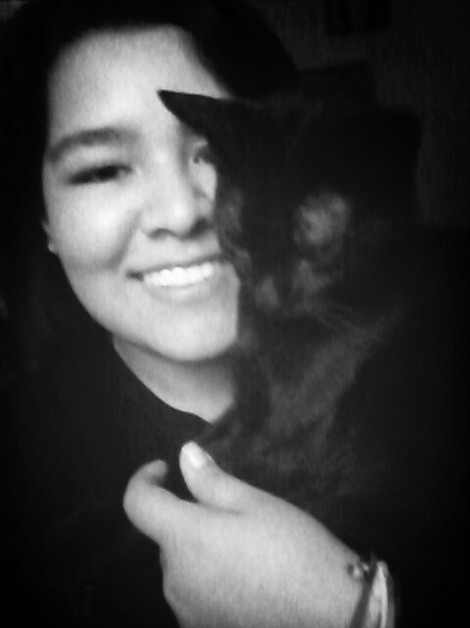 Miamor♥ Negrito Conmibebe Cat Lovers