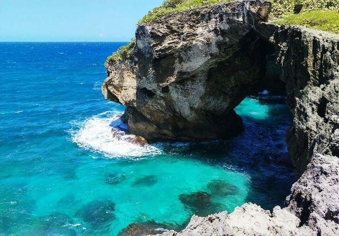 Unas de las playas de puerto rico Instapic Puerto Rico Follow Me On Instagram ♥ Beach Life Beach Playa Island Life Beautiful Day Boricuas<3 Photooftheday