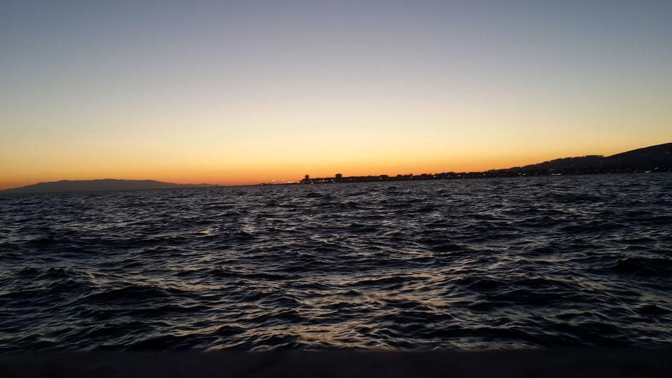 Aegean Sea Smyrna Saturday Izmir Turkey Alsancak Kordon Weekend Vocation Time Summer Summertime Nofilternoedit