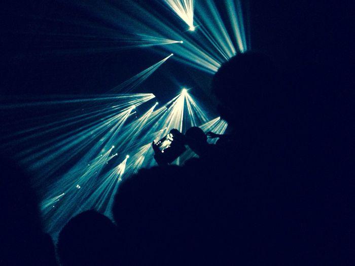 Avicii Enjoying Life Concert Photography