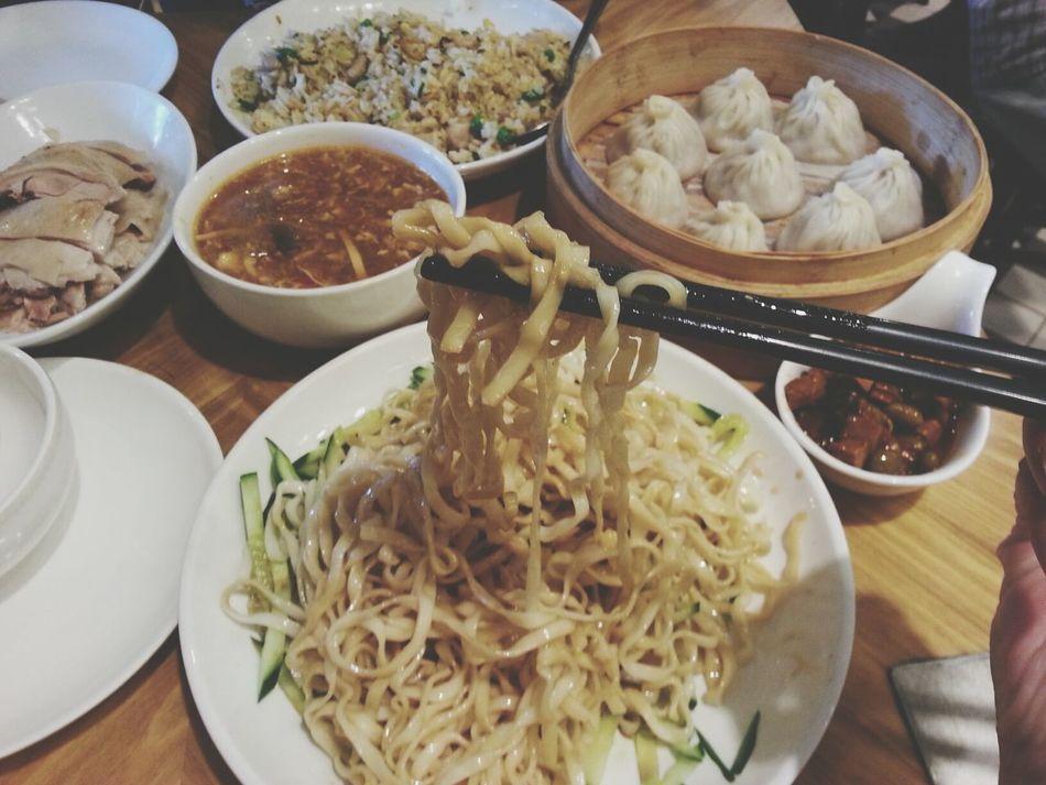 Noodles & Dumplings In My Mouf using Steph Filter