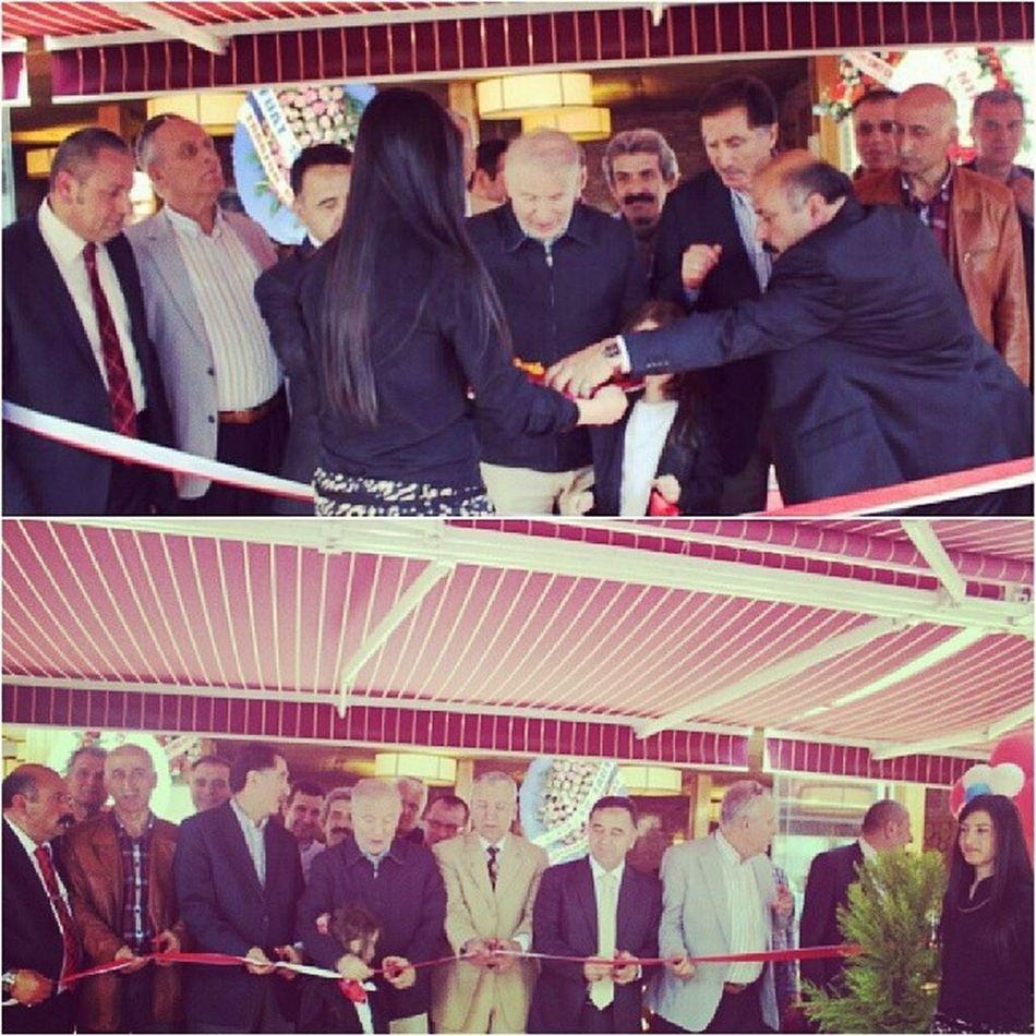 Ankara TepeKöfteBalık Ribbon Father RestaurantOpening