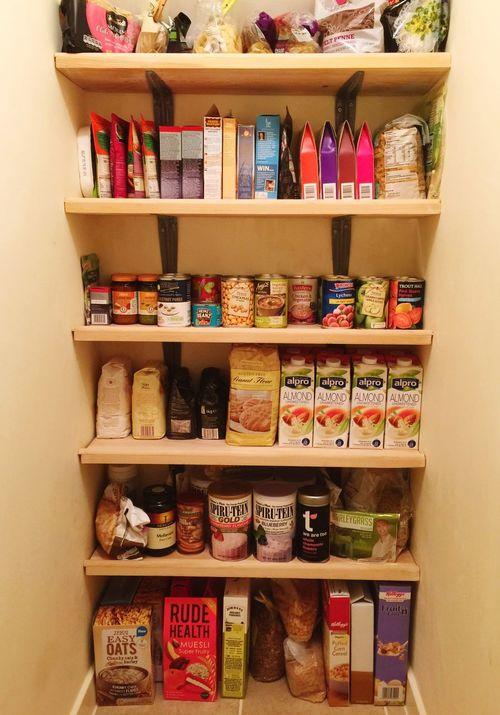 Pantry The Larder Kitchen Kitchen Life