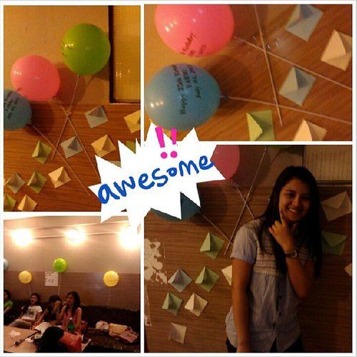 Surprise party! ♥ 4thofjuly MyBirthday