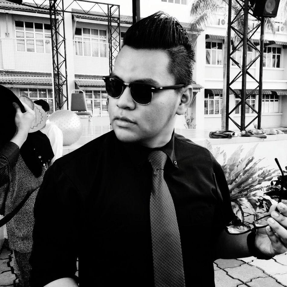 Black and white Tangkak Kmj